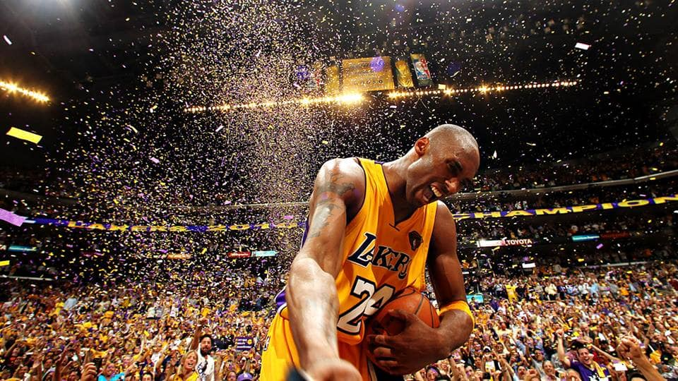 Kobe Bryant: Fans pay tribute to basketball legend who died at age of 41