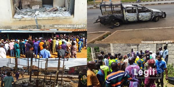 Special Report: How Nigeria Customs' Officers Killed 6 on Eid Day in Iseyin; Leave Town in Tears
