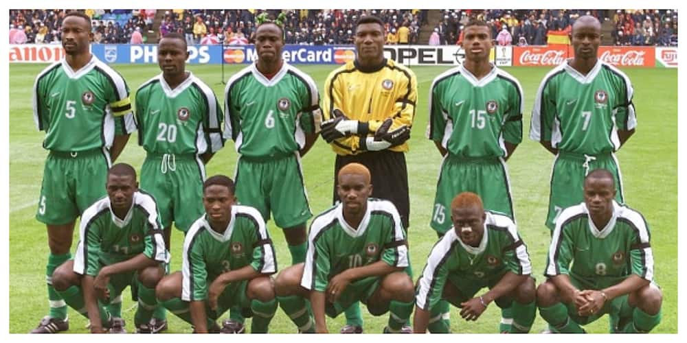 Finidi counters Taribo's claims about players camping girls at France 98', reveals why Nigeria lost to Denmark