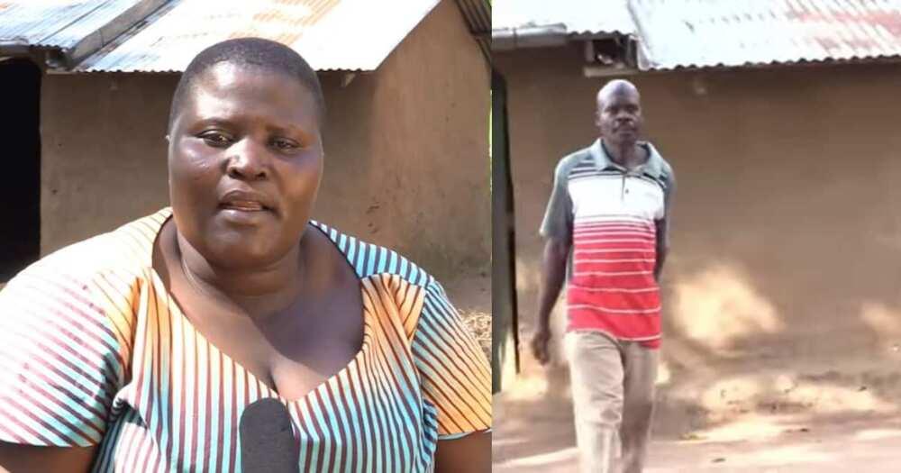 Gentrix Wekesa and her husband have 10 kids together, Photo: TV 47.