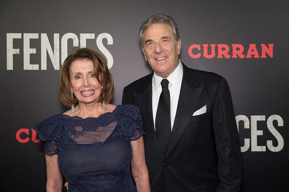 Who is Nancy Pelosi's husband