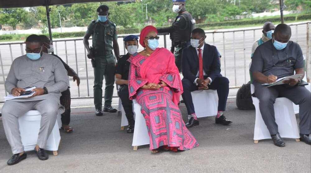 Disease control: Enugu governor's wife advocates proper hand hygiene