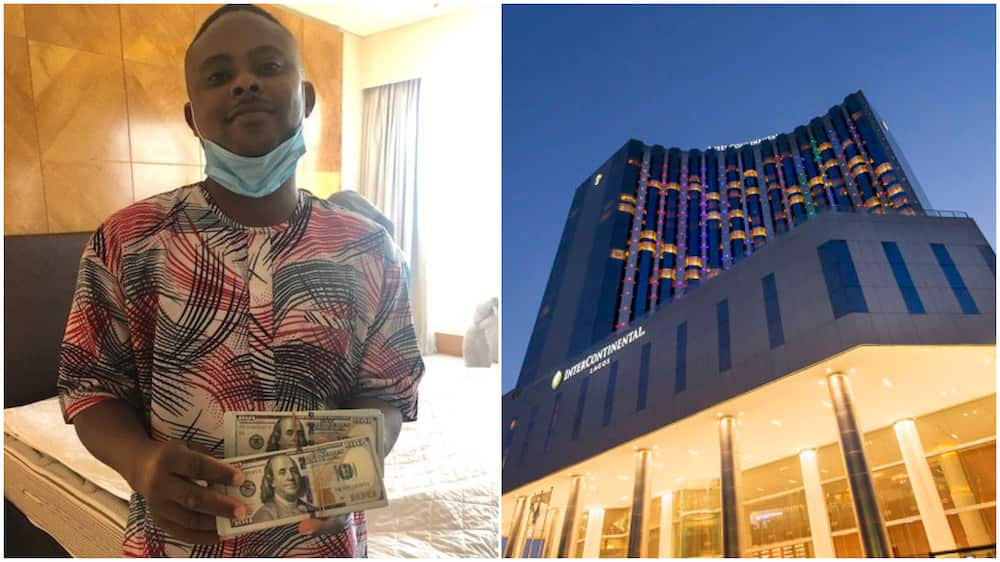 Nigerian Hotel Cleaner Finds Bundles of Dollar Notes in Room After Guest Checked Out in Lagos, Many React