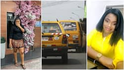 After 9 months of unemployment, Nigerian lady begs for job, says she does not mind being a taxi driver