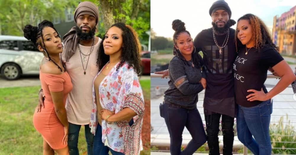 Former pastor who denounced Christianity shows off his 2 wives