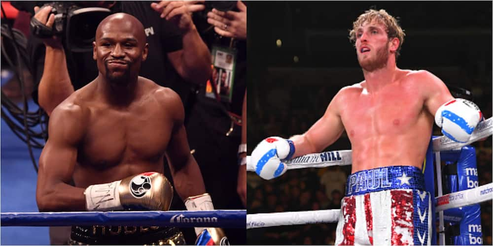 Mayweather's Next Opponent Revealed, Puts Undefeated 50-0 Run On The Line