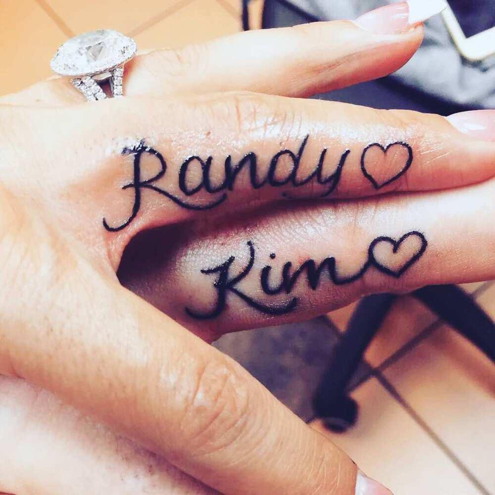 Randy Orton tattoos