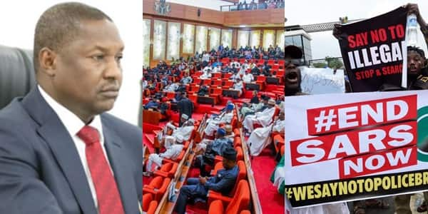 EndSARS: Senate, AGF refuse to comment on CBN's freezing of protesters' accounts