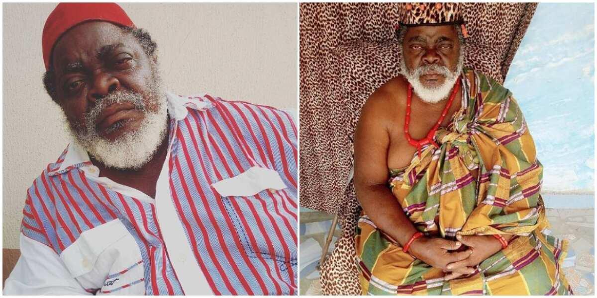 Nollywood Legend,Jim Lawson Is Dead
