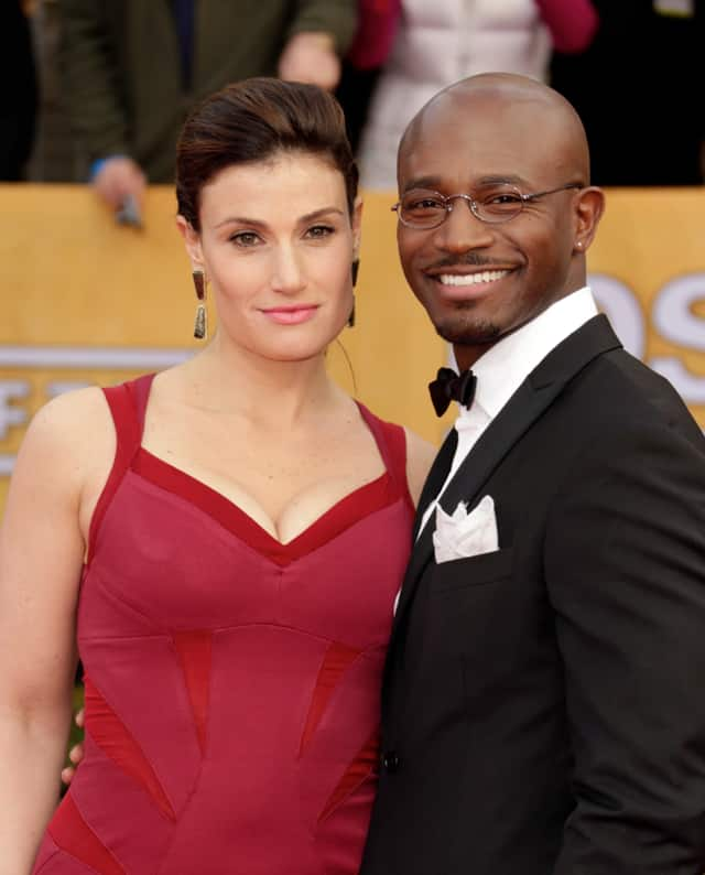 Taye Diggs wife