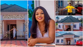 Woman who once begged for job on the streets builds house at 31, shares adorable photos