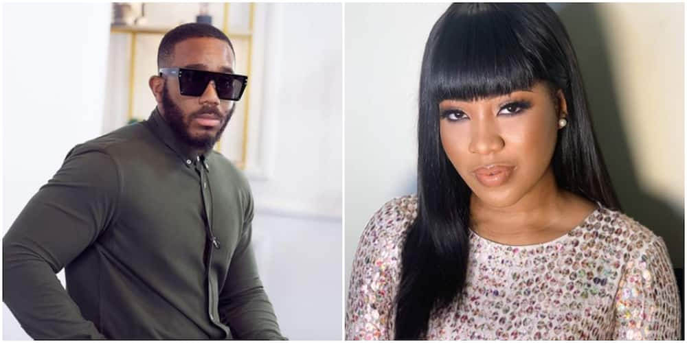 BBNaija: Fans excited as Kiddwaya openly support Erica
