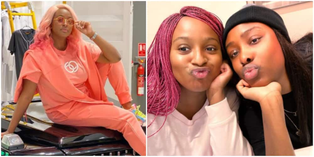 DJ Cuppy brags about sister, says she is one of the most talented singers she knows