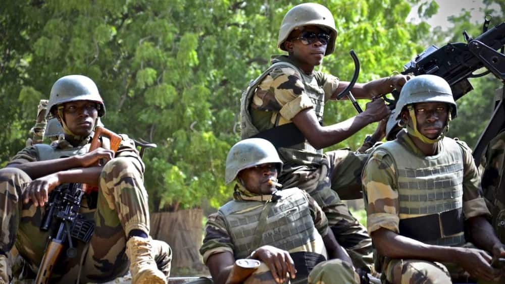 DHQ says soldiers didn't kill 4 persons, dump bodies inside pond in Jos