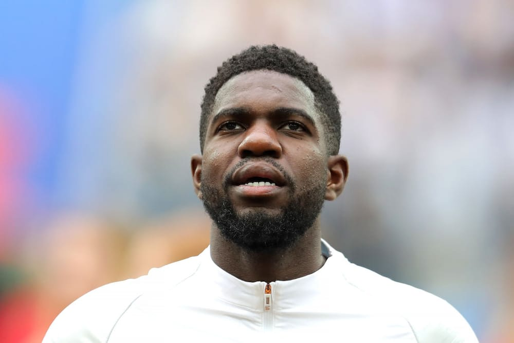 Samuel Umtiti: Barcelona could rip up player's contract amid Man Utd and Arsenal interest