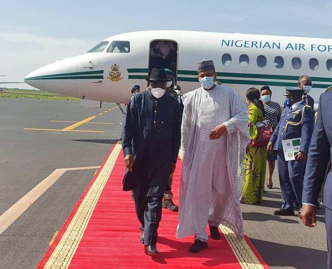 ECOWAS: Jonathan zai shiga Kasar Mali da sauran Shugabannin Yankin Afrika