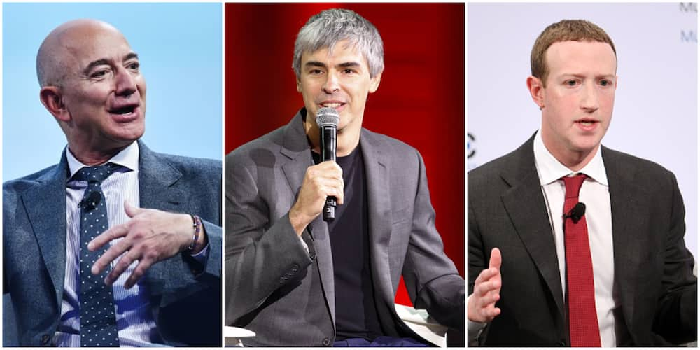 7 richest internet entrepreneurs and what to know about them