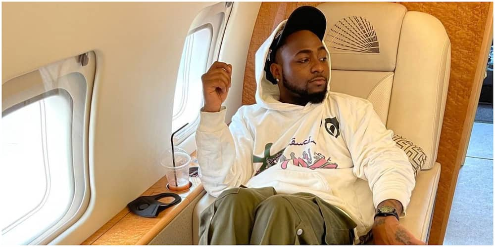 I've been fighting this for 10 years! Singer Davido speaks again, retracts comment about quitting music