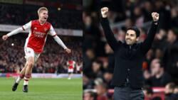 Mikel Arteta hails Arsenal superstar after victory against Aston Villa, reveals big secret about him