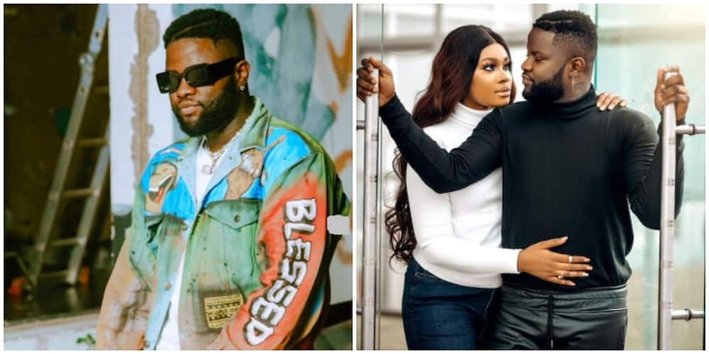 Photos of Skales and Hasanity.