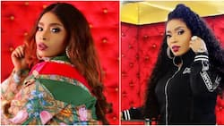 Actress Halima Abubabakar rocks diferent shades of two-piece suits to celebrate birthday (photos)