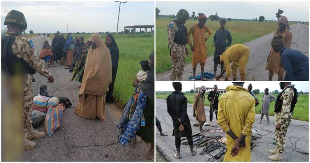 Karin yan Boko Haram 19 sun mika wuya ga jami'an Sojoji a Borno