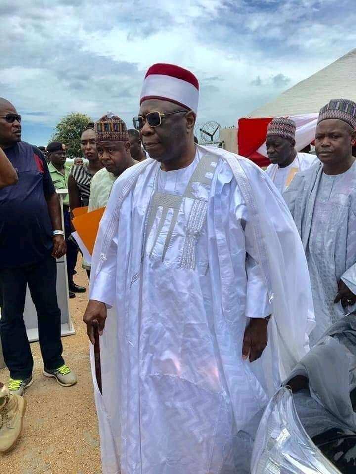 Emir of Biu, Mai Umar Mustapha Aliyu dies in hospital