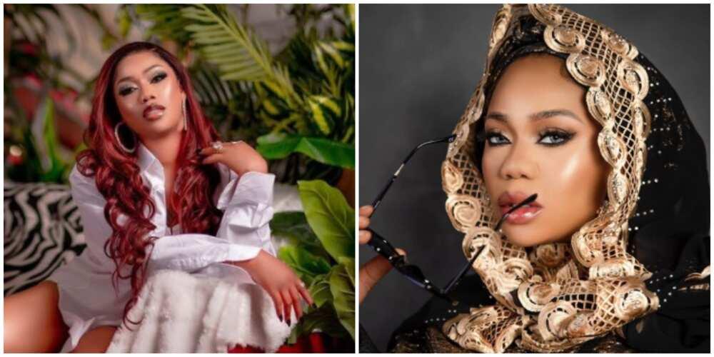 Photos of Toyin Lawani.