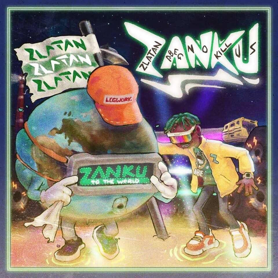 Zlatan - Zanku lyrics