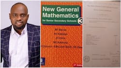 Nigerian man shows off amazing 1997 WAEC results he got after reading New General Mathematics textbook twice