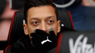 Emery reveals why Ozil was not used in Arsenal's win against Chelsea at the Emirates