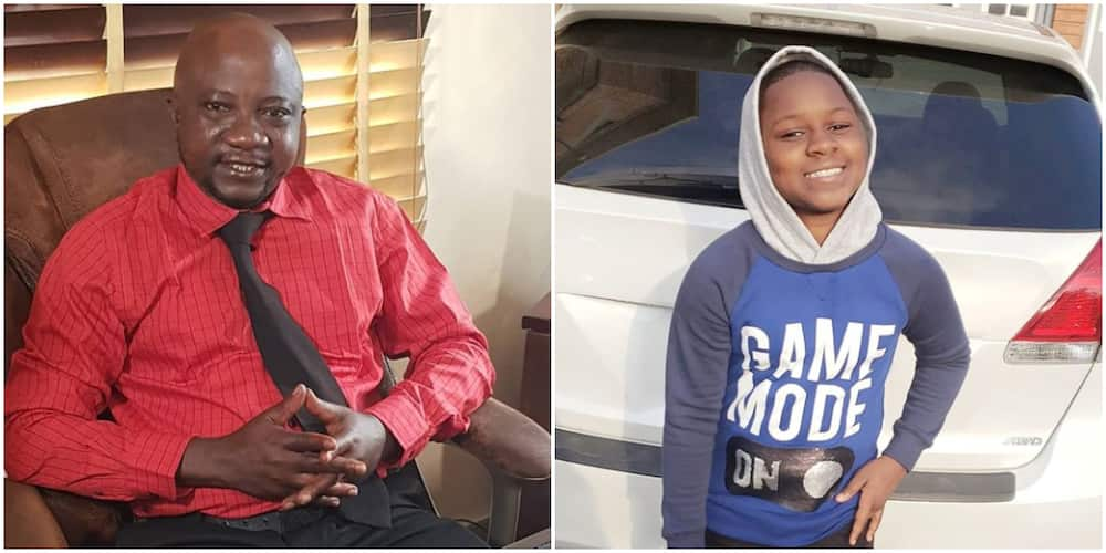 Actor Sanyeri celebrates as son turns a year older