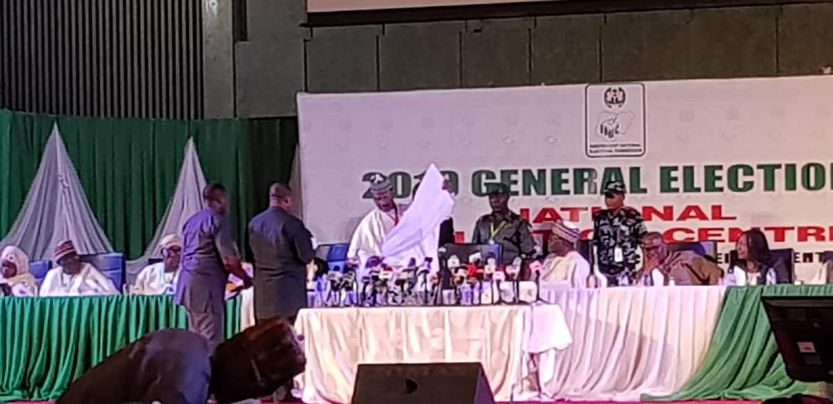 Breaking: INEC cancels supplementary election in Bauchi, to declare results