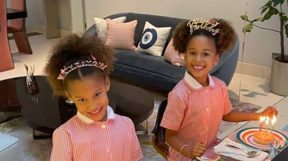 Super Eagles Legend Mikel Obi Pens Emotional Note to Celebrate Twin- Daughters As They Clock Six ▷ Nigeria news | Legit.ng