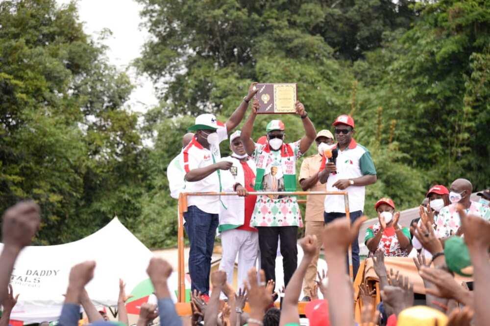 We will bury Oshiomhole politically, Obaseki vows