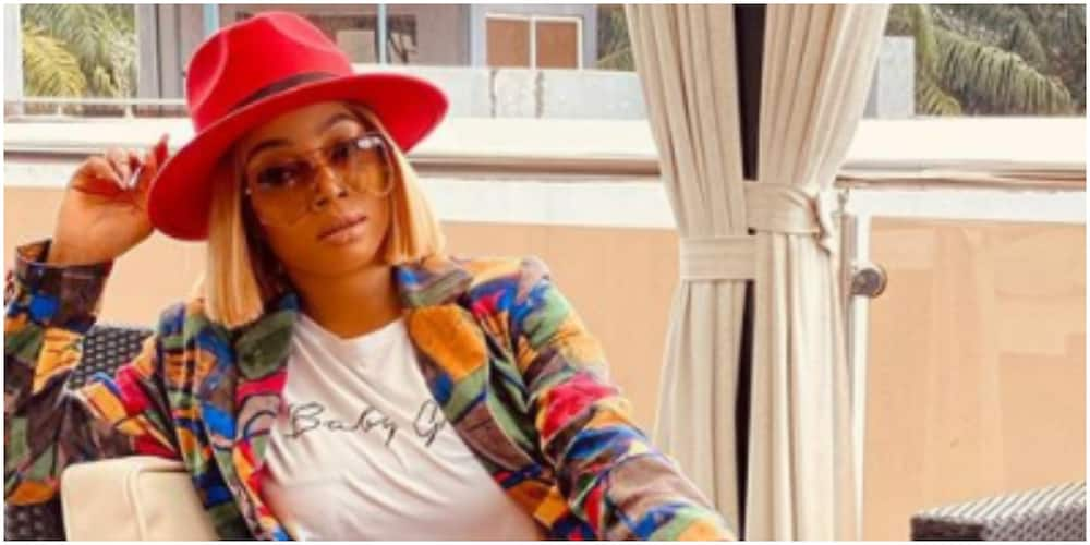 Toke Makinwa advises people to have the courage to be disliked