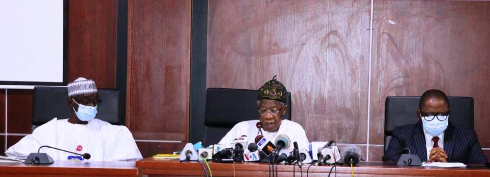 Granting amnesty to bandits: Lai Mohammed defends Zamfara governor