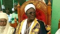 Sarkin Hausawan Ibadan, Alhaji Ahmad Dahiru Zungeru ya kwanta dama