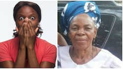 Heartbreaking! See photo of 73-year-old mother who was mistakenly killed her son in Enugu