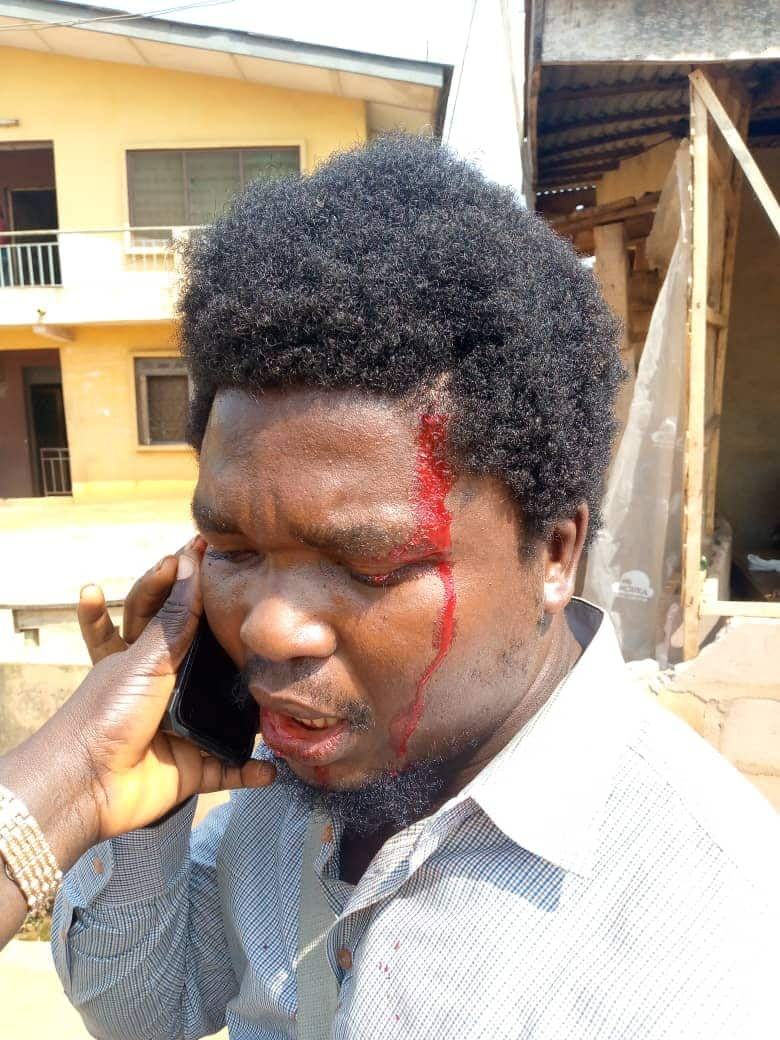 Mambobin APC sun farfashewa jami'in kotu baki a jihar Ogun