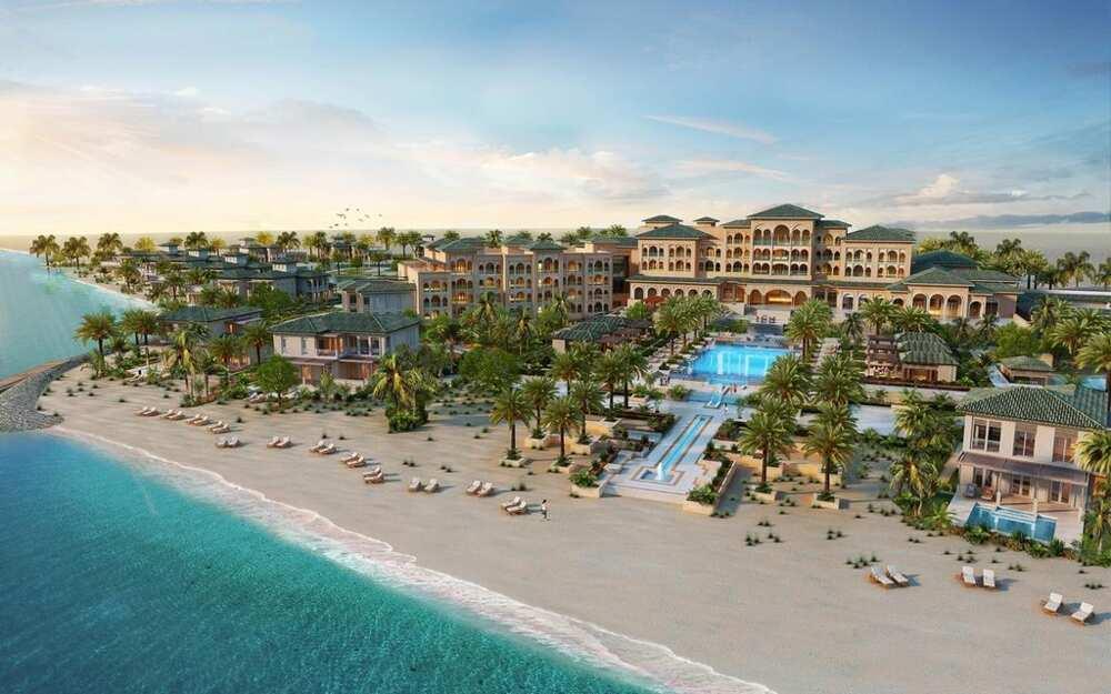 Perfect beaches of Bahrain