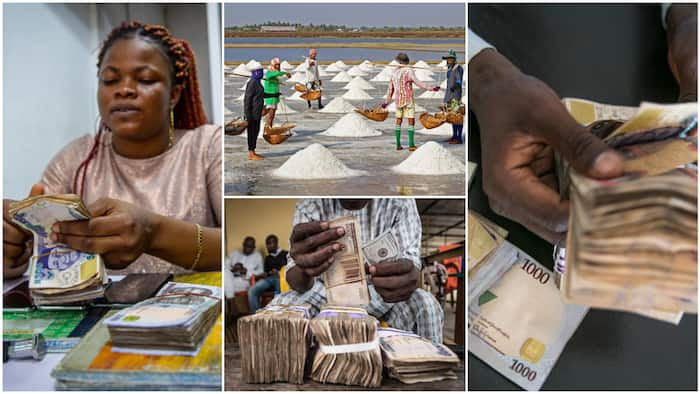 Nigerians once spent salt, bottles as money, 6 other interesting facts about country's currencies