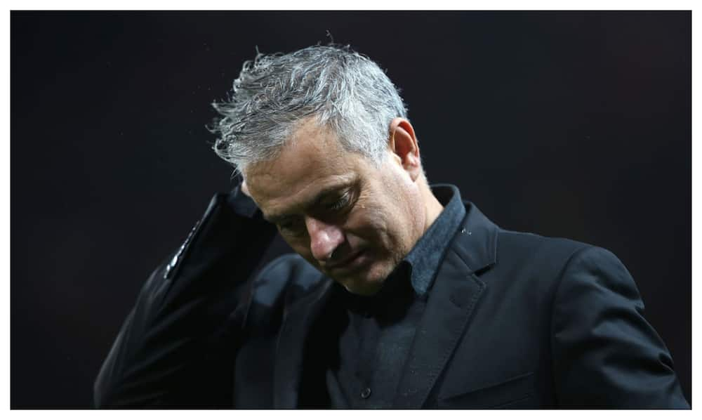 Jose Mourinho would be the 1st top-6 manager to be sacked - Oddschecker