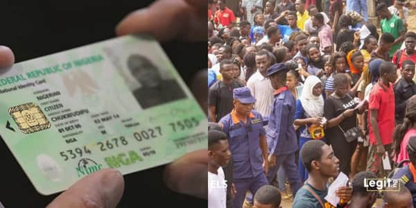 Nigerians react as NCC says SIM not linked with NIN will be blocked