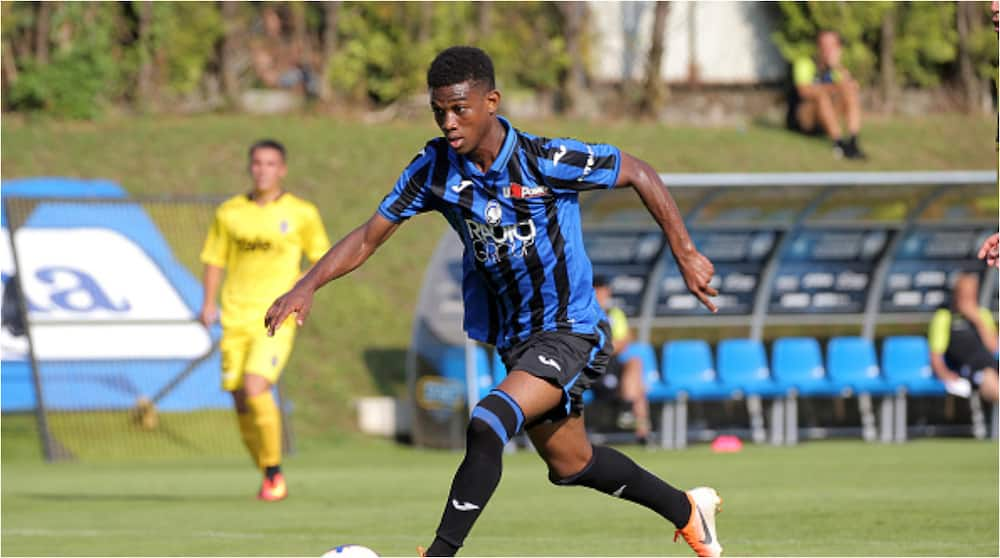 Amad Diallo: Atalanta star expected to fly in to seal £37m Manchester United transfer