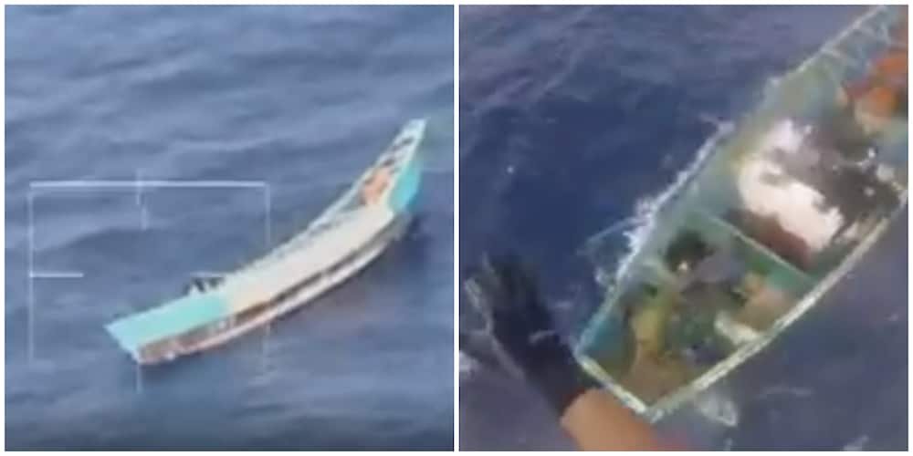 17-Year-Old Girl Found Alive on Boat Wandering at Sea for over Three Weeks