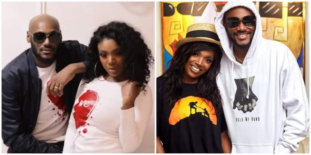 I Want to Be Close to Where You are: 2baba Sings for Wife Annie Idibia in Cute Video