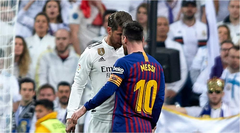 Jubilation in Psg As Lionel Messi and Sergio Ramos Finally Have Their First Conversation As Teammates