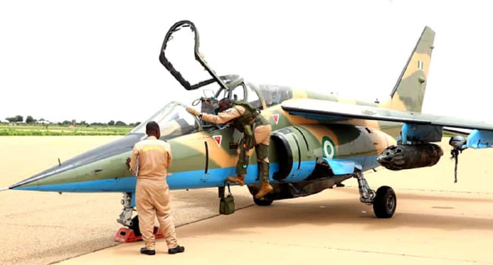 Boko Haram did not shoot down our fighter jet, NAF dismisses claims by terrorists