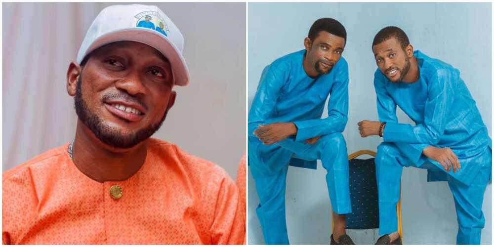 Tragedy as Tope of Gospel group Ajogbajesu Twins passes away